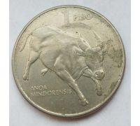 1 песо 1988 год Филиппины