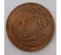 1 пенни 1979 год Ирландия