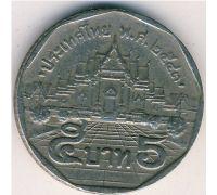 5 бат 2000 год Таиланд ๒๕๔๓ (2543)