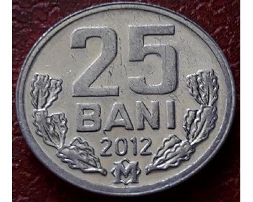 25 бани 2012 год Молдова