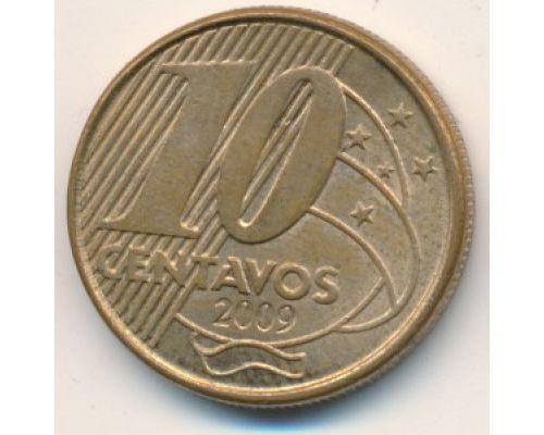 10 сентаво 2009 год Бразилия