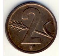 2 раппена 1951 год B Швейцария