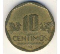 10 сентимо 2006 год Перу