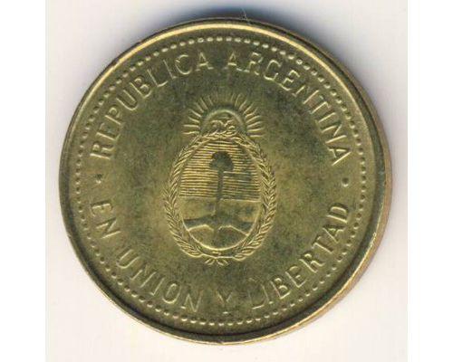 10 сентаво 2011 год Аргентина