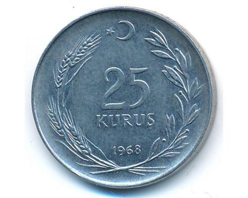 25 куруш 1968 год Турция