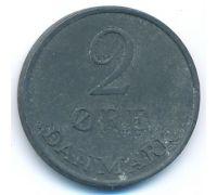 2 эре 1965 года Дания Фредерик IX