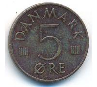 5 эре 1976 год Дания