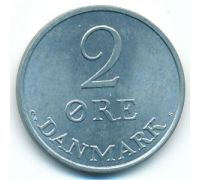 2 эре 1970 года Дания Фредерик IX