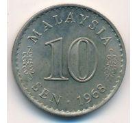 10 сен 1968 год Малайзия