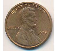 1 цент 1975 год США