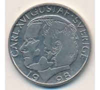 1 крона 1998 год Швеция