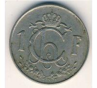 1 франк 1962 год Люксембург