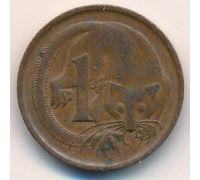 1 цент 1966 год Австралия