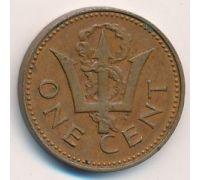 1 цент 1973 год Барбадос