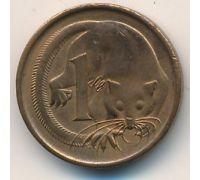 1 цент 1976 год Австралия