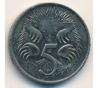 5 центов 1979 год Австралия