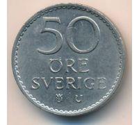 50 эре 1968 год Швеция