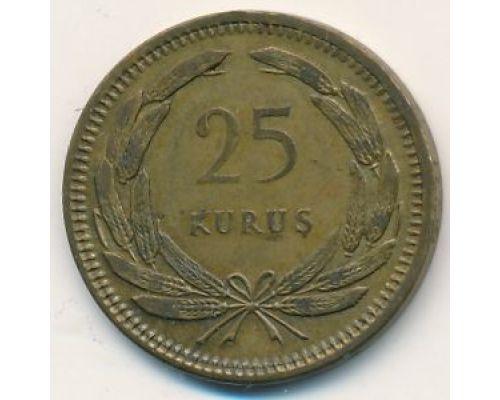 25 куруш 1956 год Турция