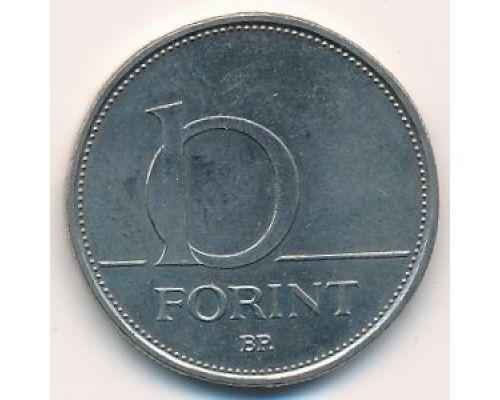 10 форинтов 1993 год Португалия
