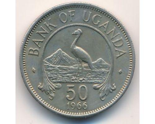 50 центов 1966 год Уганда