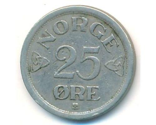 25 эре 1956 год Норвегия