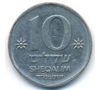 10 шекелей 1984 год Израиль