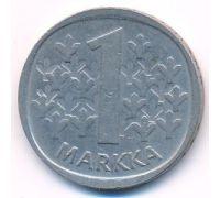 1 марка 1974 год Финляндия