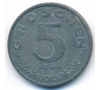 5 грошей 1966 год Австрия