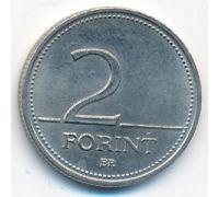2 форинта 1996 год Венгрия