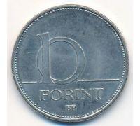 10 форинтов 1994 год Венгрия