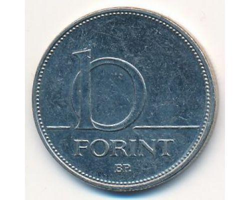 10 форинтов 2012-2016 год Португалия