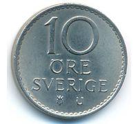 10 эре 1964 год Швеция