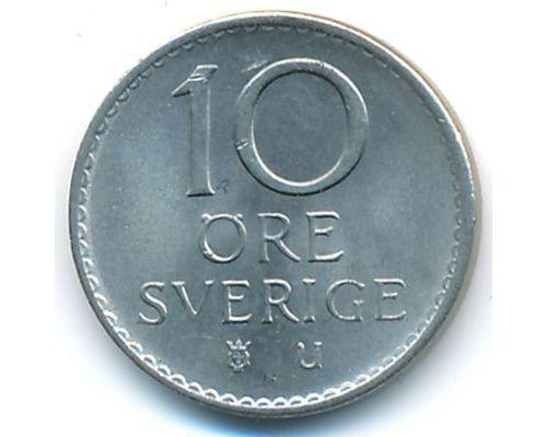 10 эре 1971 год Швеция