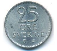 25 эре 1968 год Швеция