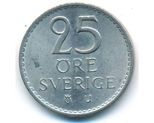 25 эре 1970 год Швеция