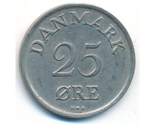 25 эре 1949 год Дания