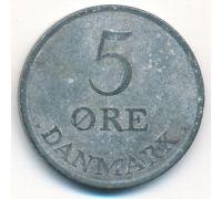 5 эре 1959 год Дания