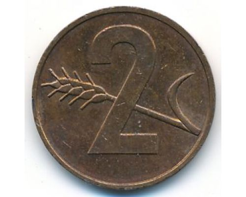 2 раппена 1974 год Швейцария