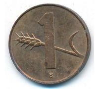 1 раппен 1966 год Швейцария