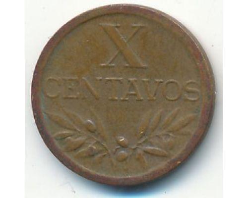10 сентаво 1960 год Португалия