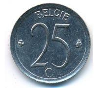 25 сентим 1964 год Бельгия