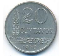 20 сентаво 1970 год Бразилия