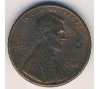 1 цент 1988 год США