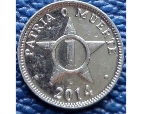 1 сентаво 2014 год Куба
