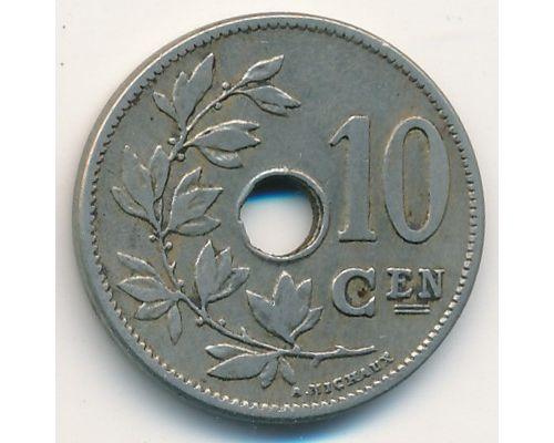 10 сентим 1903 год Бельгия BELGIE