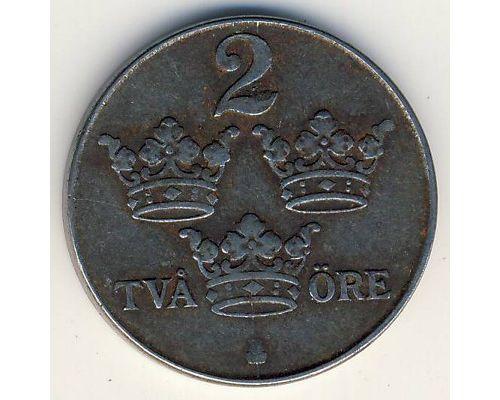 2 эре 1948 год Швеция