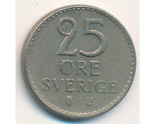 25 эре 1962 год Швеция