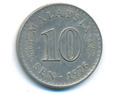 10 сен 1977 год Малайзия