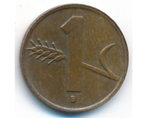 1 раппен 1951 год Швейцария