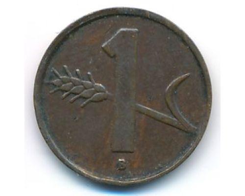 1 раппен 1954 год Швейцария
